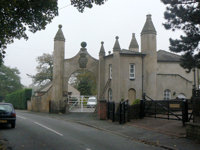 Tollerton Lodge