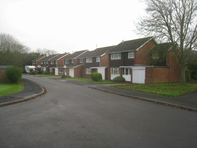 Houses in Tollgate Close