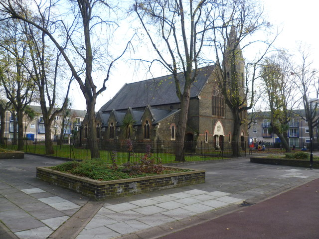 St Anne's Church, Thorburn Square