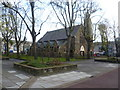 TQ3478 : St Anne's Church, Thorburn Square by Ian Yarham