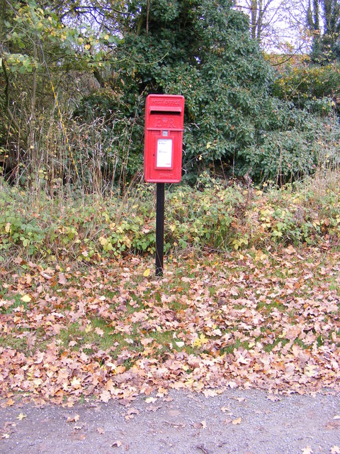 Grove  Farm Postbox
