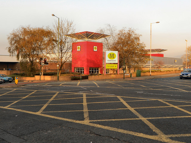 Morrisons Supermarket, Hyde