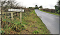 J4377 : The Ballymoney Road, Craigantlet (1) by Albert Bridge