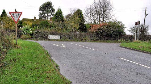 The Ballymoney Road, Craigantlet (2)