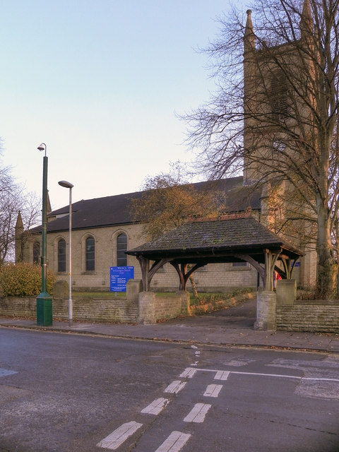 St George's Church and Lychgate