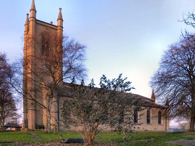 Church of St George, Hyde