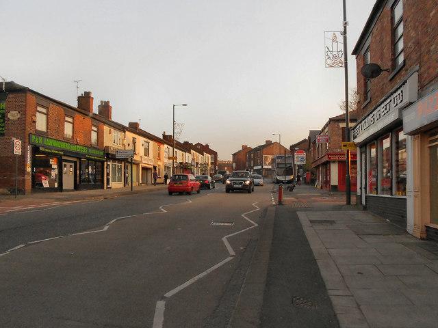 A627 (Market Street), Hyde