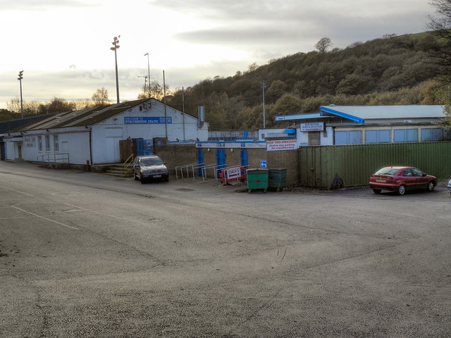 Bower Fold Football Stadium
