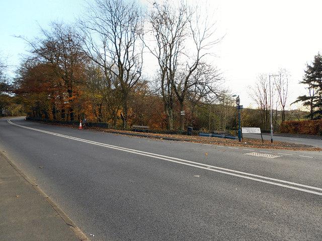 Mottram Road (A6018)