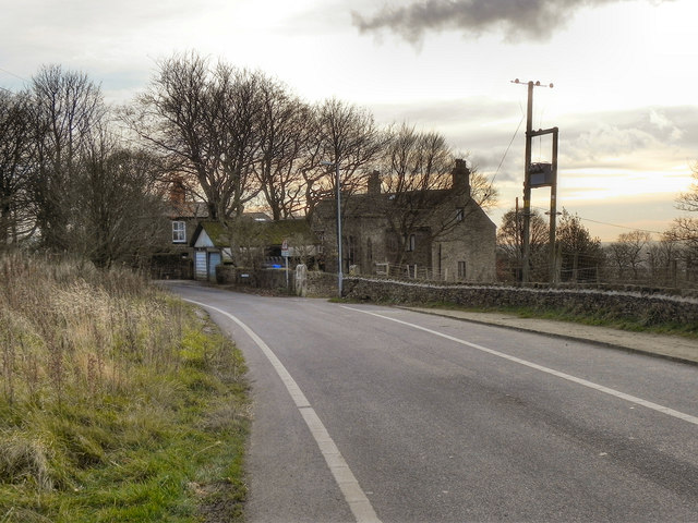 Littlemoor Road, Broadbottom