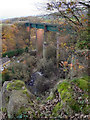 SJ9993 : Etherow Viaduct by David Dixon