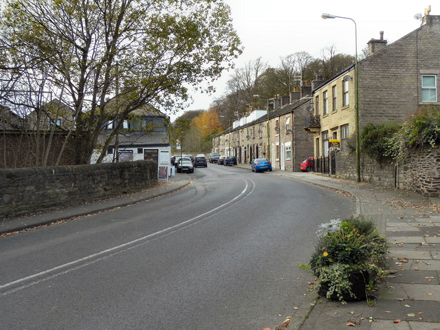 Mottram Road, Broadbottom