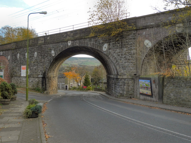 Broadbottom, Etherow Viaduct