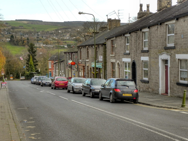 Lower Market Street, Broadbottom