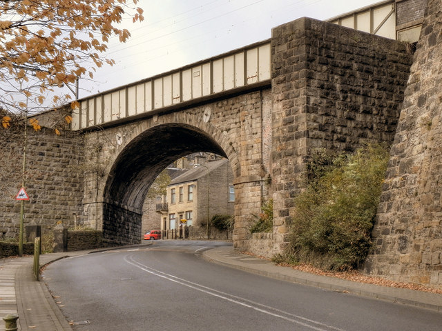 Broadbottom (Etherow) Viaduct