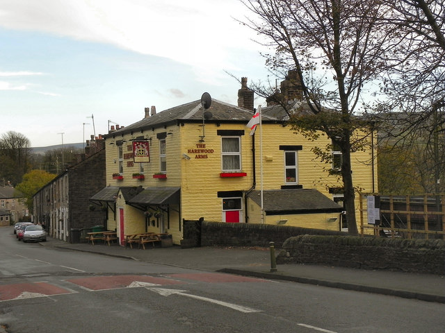The Harewood Arms