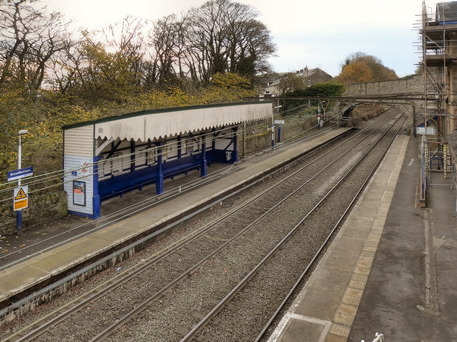 Broadbottom Railway Station