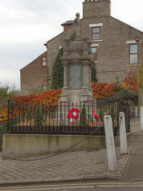 Broadbottom War Memorial