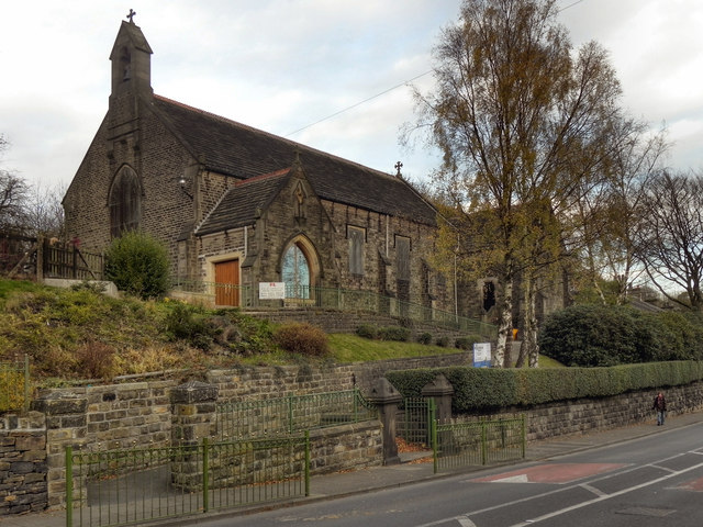 Church of St Mary Magdalene, Broadbottom