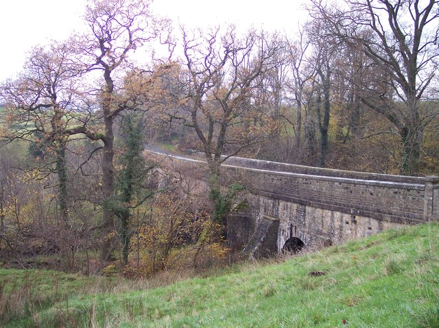 Old Read Bridge on Old Roman Road