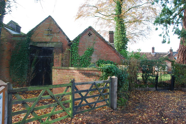 Brookside Forge and Brooklands Cottage, Gayton