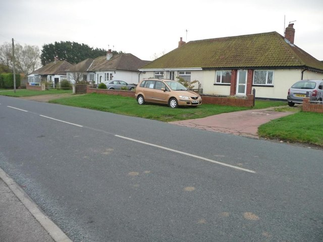Bungalows at Cayton