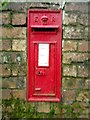 NS7299 : Blairdrummond, pillar box by Robert Murray