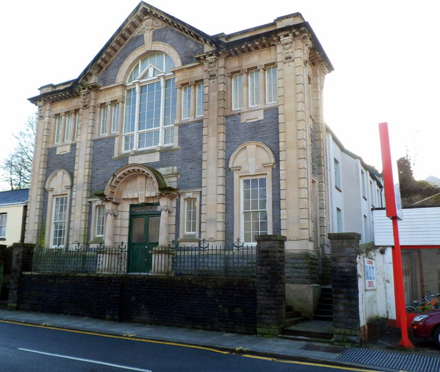 Former Tabor church, Maesteg