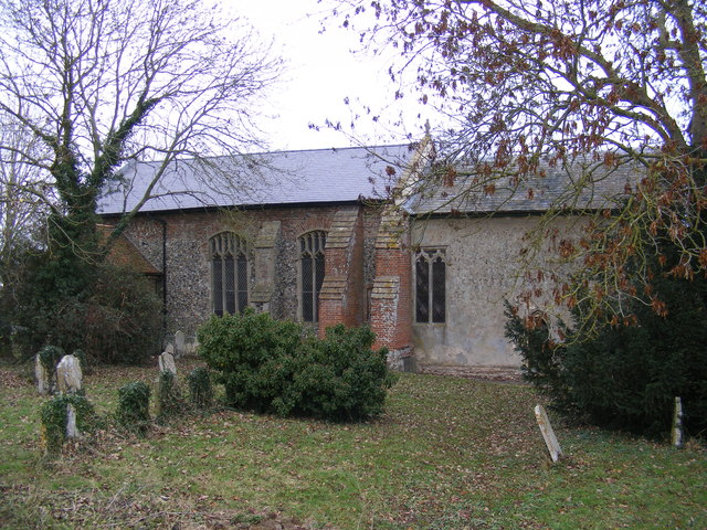 St.John the Baptist Church, Denham