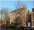 TL4457 : The Master's Lodge at Peterhouse, Cambridge : Week 46
