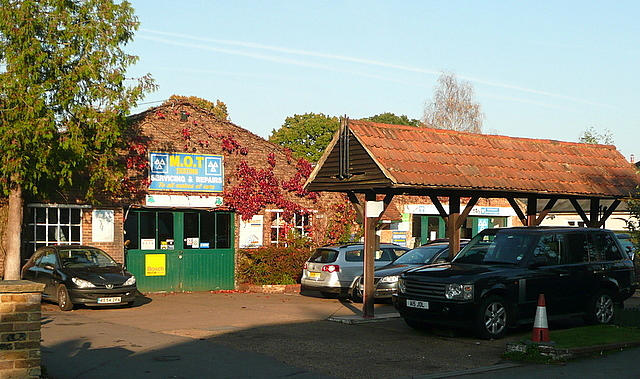 Beeches Garage
