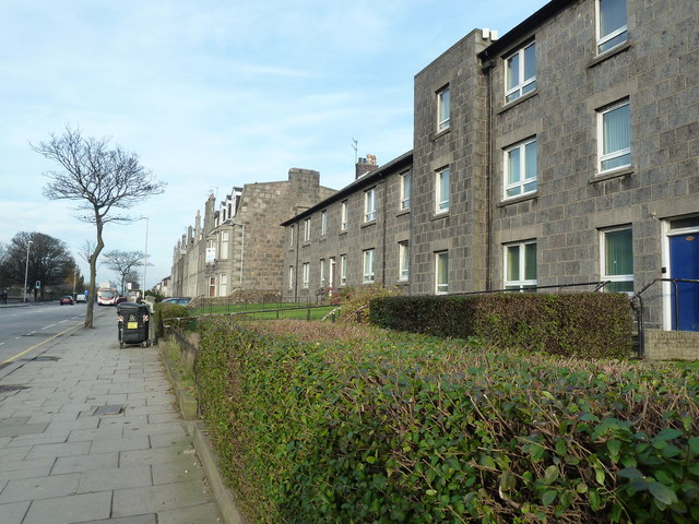 King Street dwellings