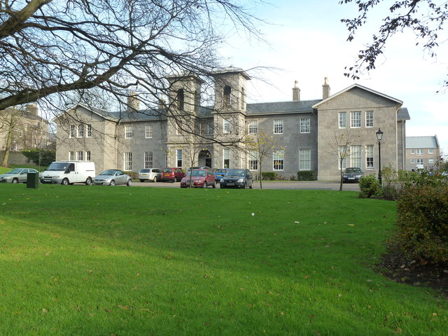Sheltered housing complex, King Street, Aberdeen
