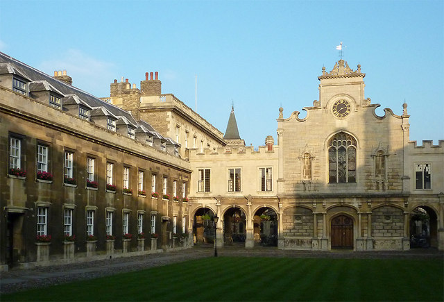 peterhouse cambridge history essay
