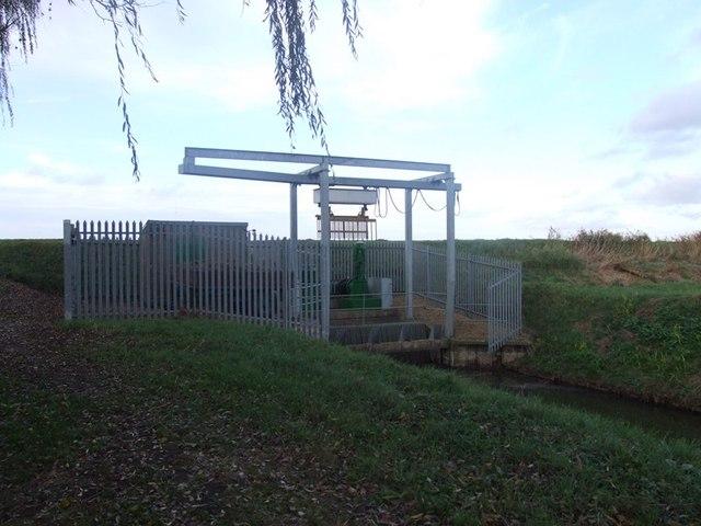 Glassmoor Pumping Station