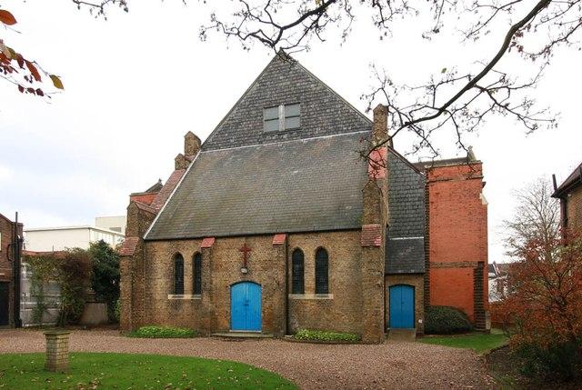 All Saints, Trewsbury, Road, Sydenham