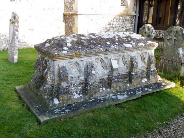 Tomb, St Michael's Church
