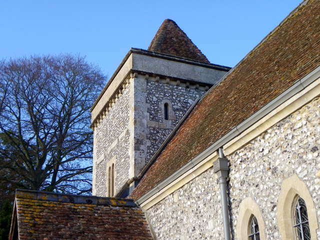 Tower, St Michael's Church