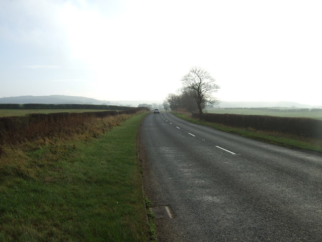 A181 towards Peterlee