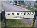 TL4052 : Badcock Road by Theo Foster