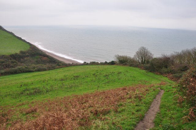 East Devon : South West Coast Path