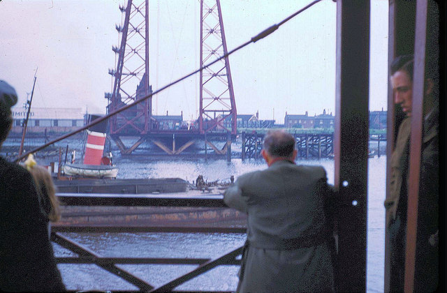 Middlesbrough Transporter Bridge (1957)