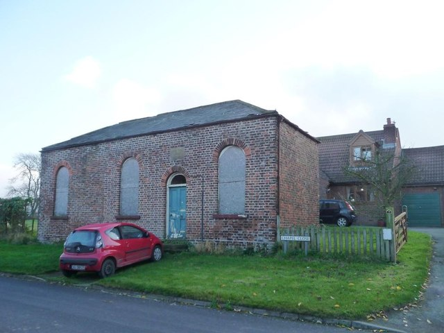 Staxton [or Willerby] Primitive Methodist Chapel