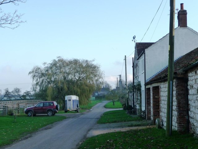 Wain's Lane, Willerby