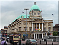TA0928 : City Hall, Queen Victoria Square, Hull by Stephen Richards