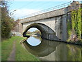 SP9216 : Bridge 125A, Grand Union Canal : Week 47