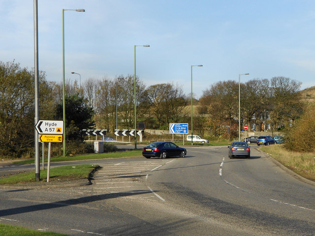 Hattersley Roundabout
