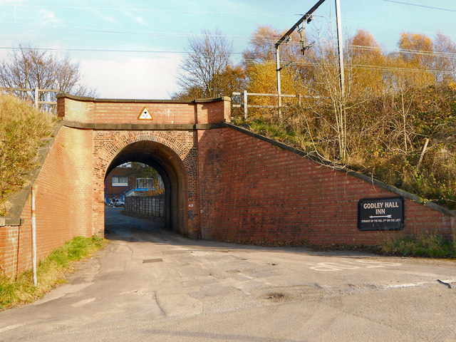 Godley Hill Arch