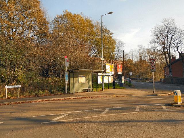 Sheffield Road, Godley