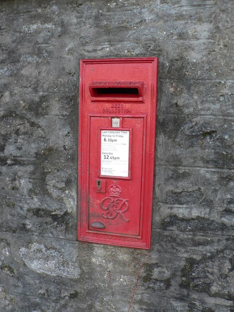 Post Box (Wall box)